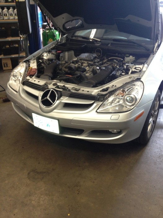 Mercedes benz repair by norlang auto in langley bc for Mercedes benz repair shops