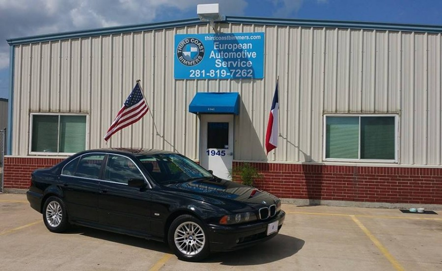 BMW Repair by Third Coast Bimmers in Pearland, TX ...