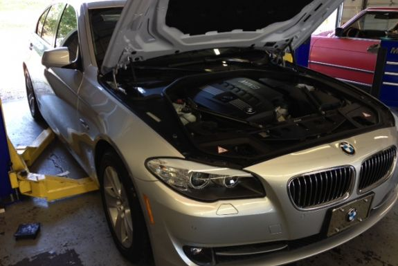 BMW Repair Shops in Asheville NC  Independent BMW Service in