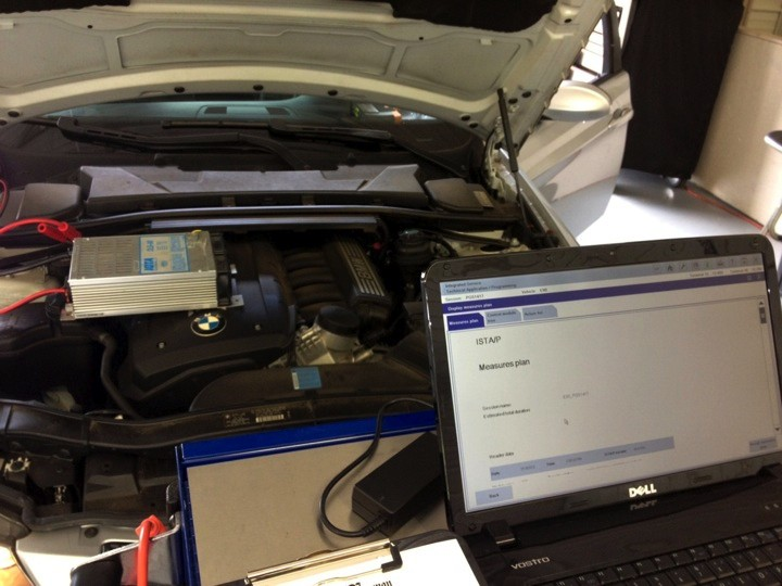 We keep our diagnostic computers up to date, to make sure your car always gets the most relevant diagnostic test plans and software updates.