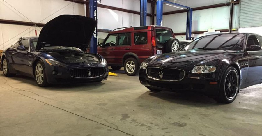 We are Lake Norman's source for expert Maserati repair