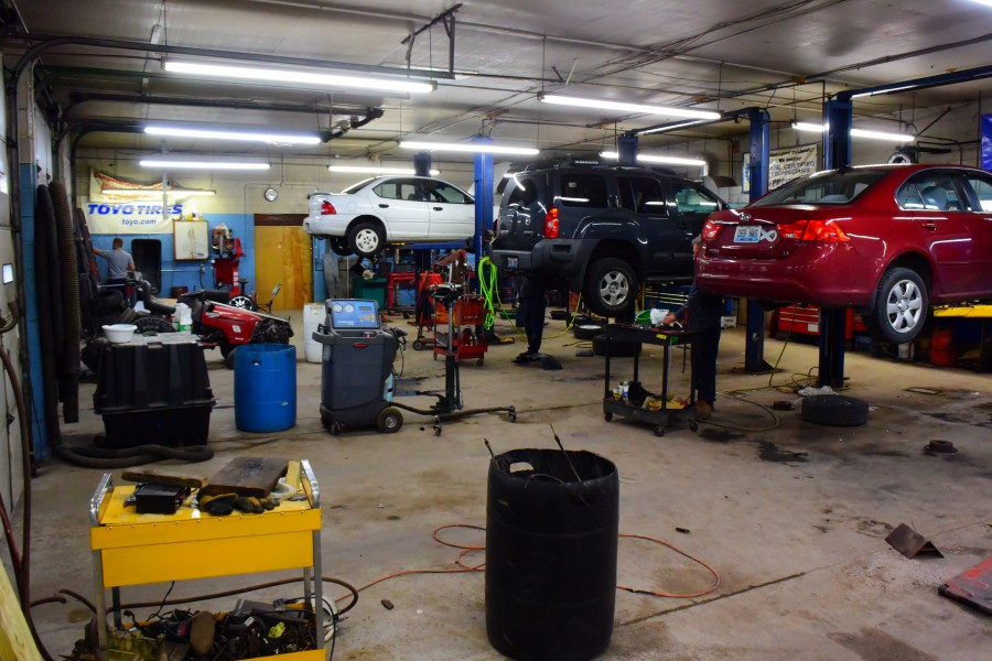Bmw Repair By Urb S Garage And Collision Center In