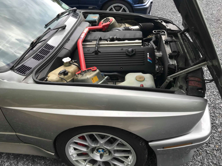 E30 M3 S54 swap / build in house