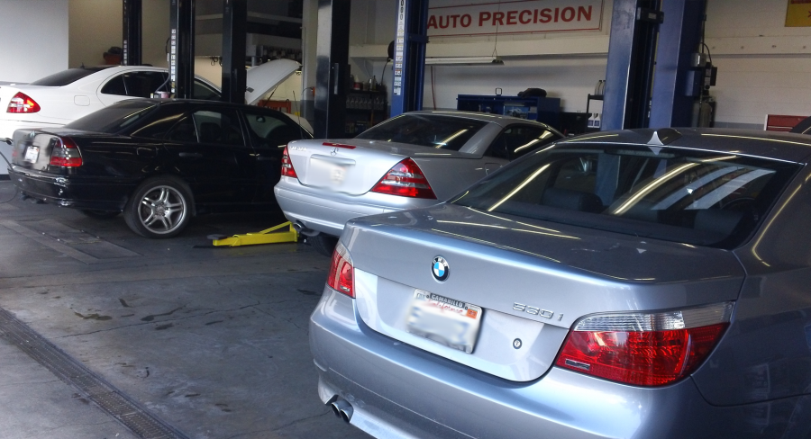 bmw repair by auto precision one in thousand oaks ca bimmershops. Black Bedroom Furniture Sets. Home Design Ideas