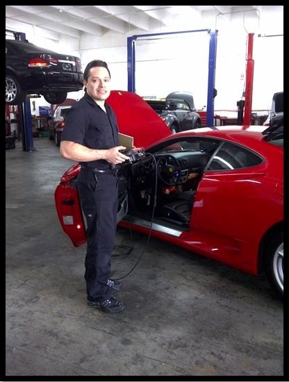 Porsche Repair By B Amp W Auto Repairs In Hollywood Fl