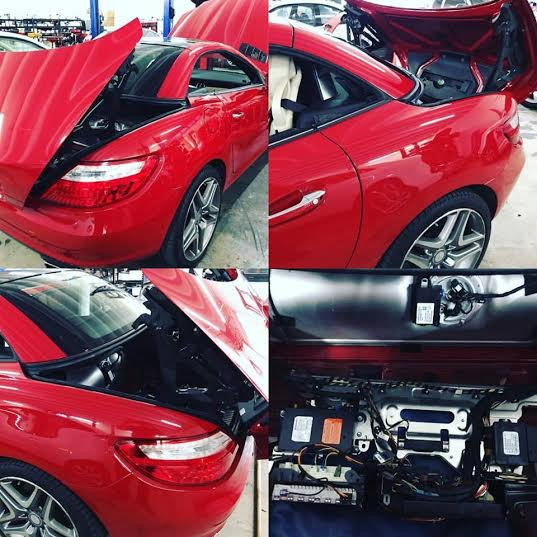 Chicago Mercedes Benz Service: Mercedes-Benz Repair By B & W Auto Repairs In Hollywood