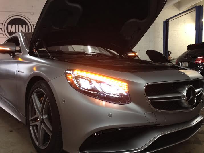 Mercedes benz repair by b w auto repairs in hollywood for Mercedes benz pembroke pines service
