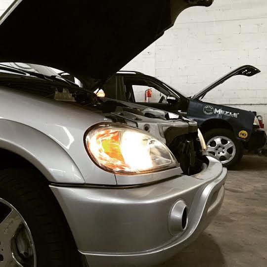 Mercedes-Benz Repair By B & W Auto Repairs In Hollywood