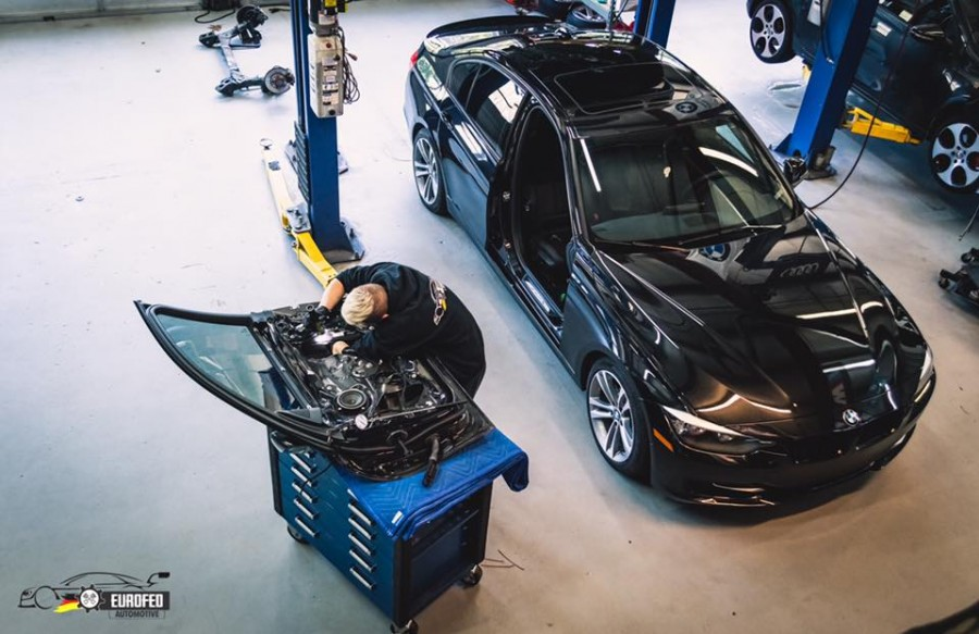 Mercedes Benz Repair By Eurofed Automotive In Snellville