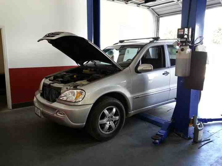 Mercedes benz repair by lake wylie euro in york sc for Mercedes benz south atlanta service
