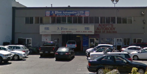Bmw repair by a plus automotive in north vancouver bc for A plus motors inc
