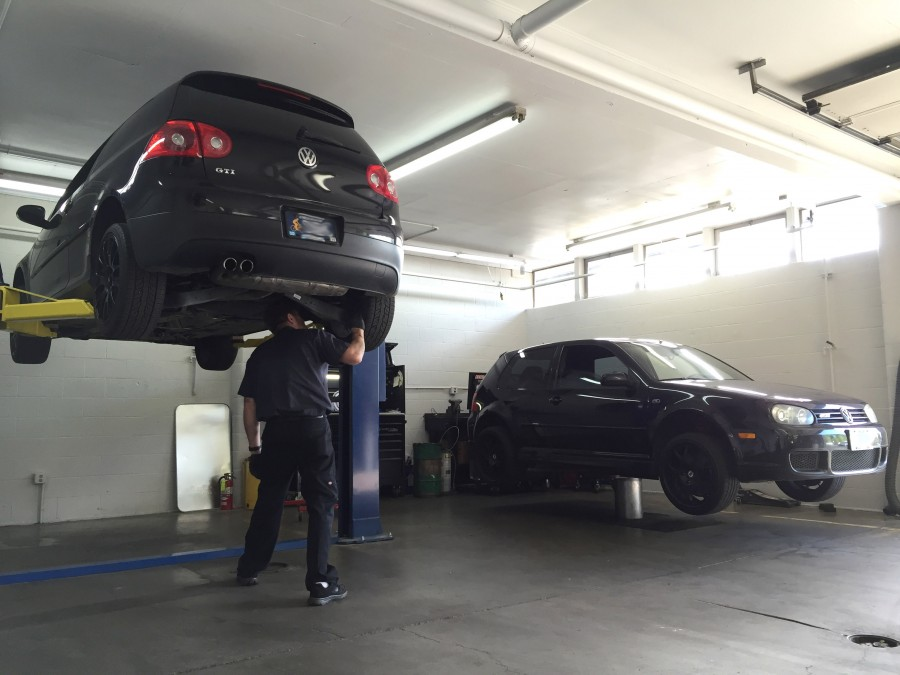 Volkswagen Repair By Matrix Integrated Westside In