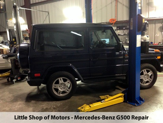 Land Rover Repair By Little Shop Of Motors In Houston Tx