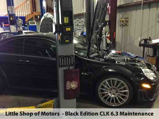 Audi Repair By Little Shop Of Motors In Houston Tx