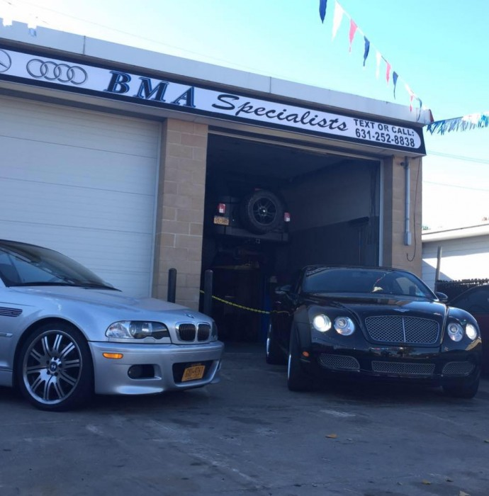 BMW Repair By BMA Specialists In Deer Park, NY
