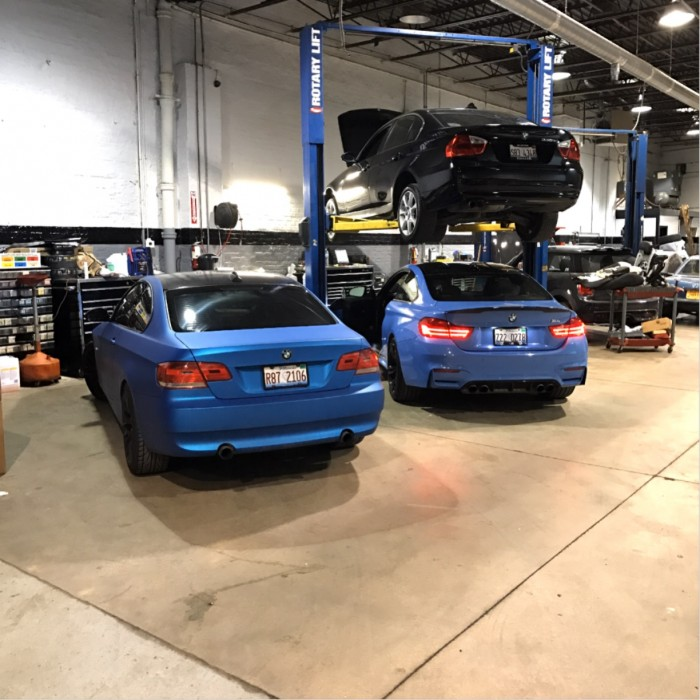 Exotic Repair By Bimmer Car Care In Chicago Il