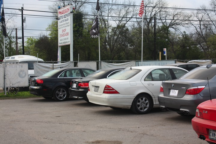 Mercedes benz repair by pharaoh imports domestics in san for Mercedes benz service san antonio