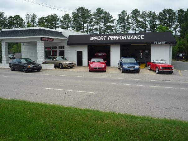 Car Repair Shops Cary Nc