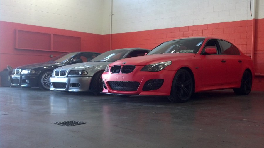 BMW Repair by IKonic Auto Garage - The BMW Specialists in