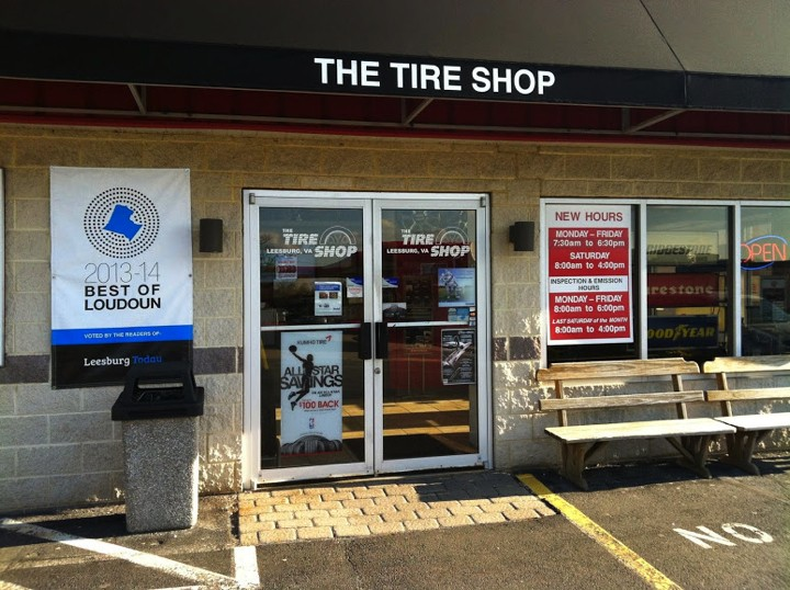 Mercedes benz repair by the tire shop in leesburg va for Mercedes benz of chantilly staff