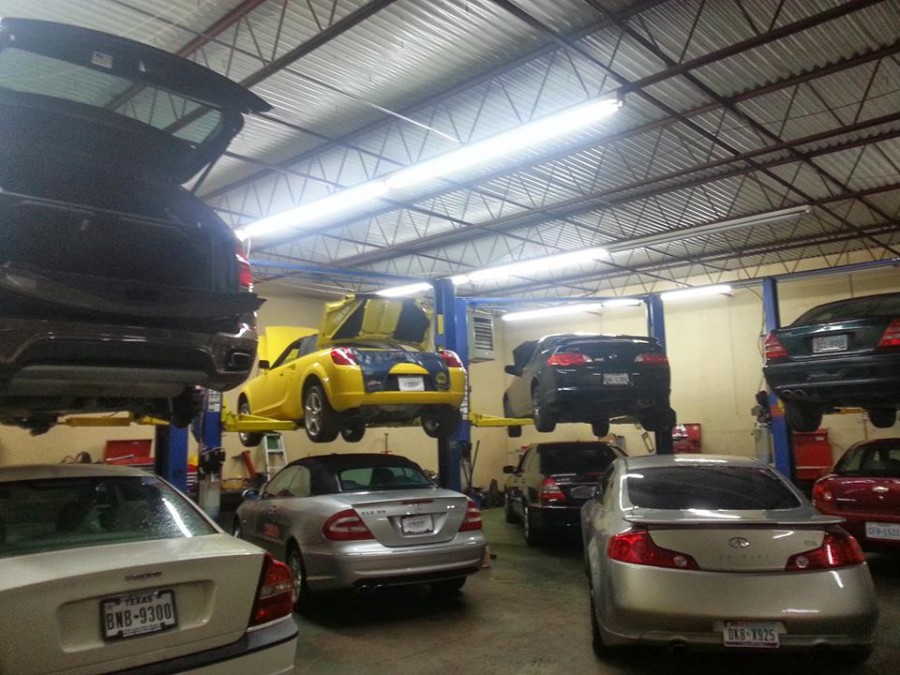 Bmw repair by european auto care in lewisville tx for European motors fort worth