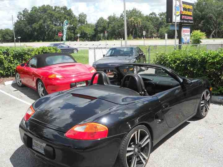 Porsche Repair By European Autohaus In Tampa Fl Pcarshops