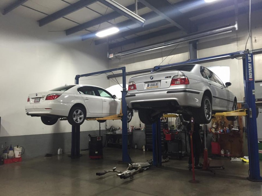 Independent BMW Performance Parts Installers Dealers and