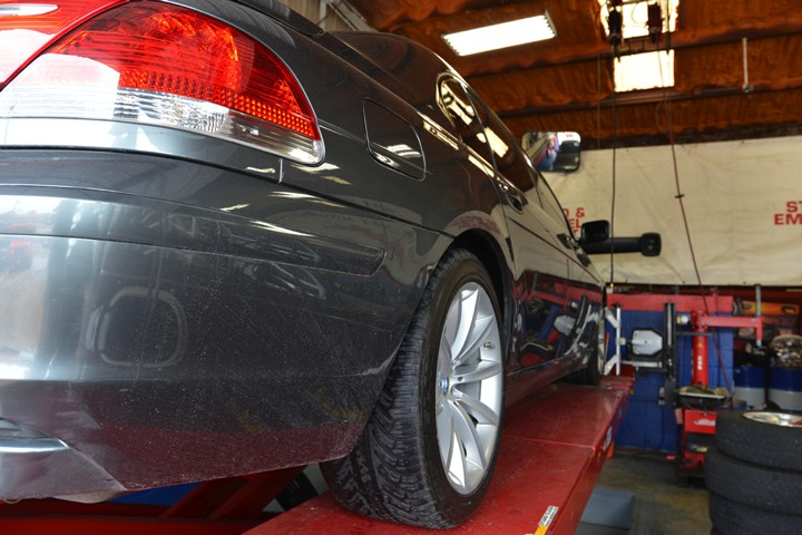 BMW Alignment Houston