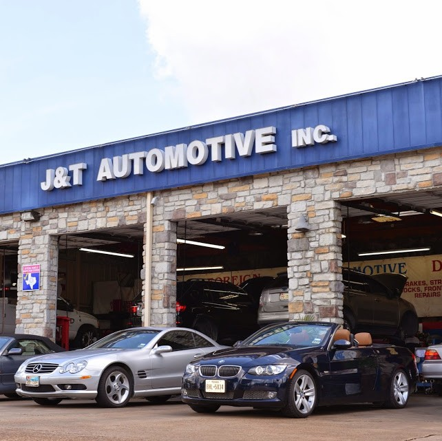mercedes benz repair by j t automotive in houston tx