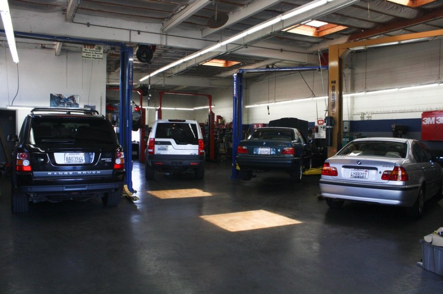 auto repair land shops jaguar covina services service rover landrover ca and