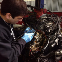Ronny Channanel, Owner & Service Manager at Universal Auto Repair in Philadelphia, PA