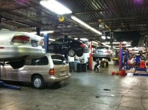 Mercedes-Benz Repair by Automotive Service Group in ...