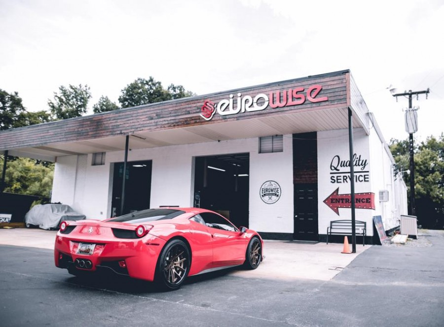 Bmw repair by eurowise in charlotte nc bimmershops for Mercedes benz service charlotte nc