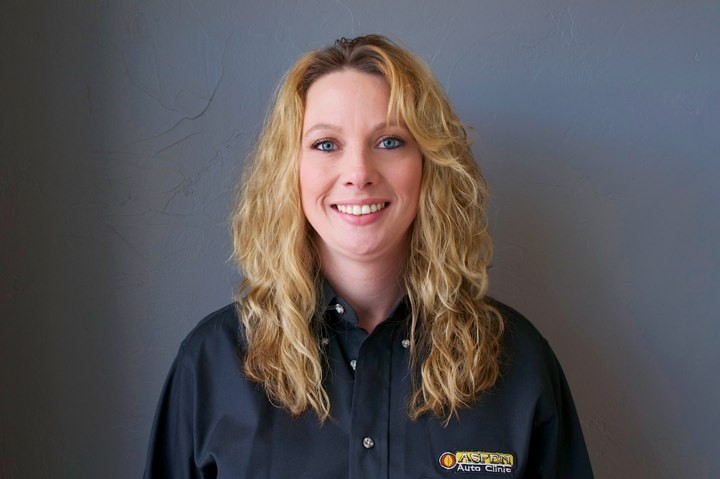 Aspen Import Auto Clinic Store Manager, Shawna Richey-Thies