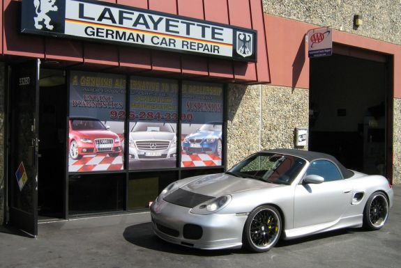 0d611aa760 Porsche Repair Shops in Hayward