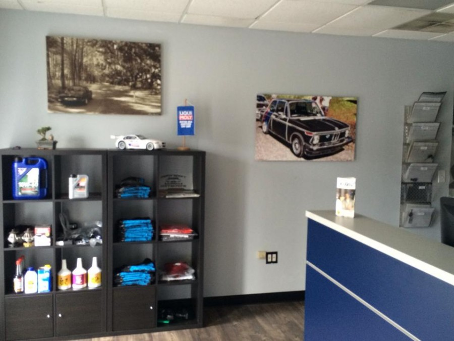 Mini Cooper Repair By Motorsport Connections In Winston