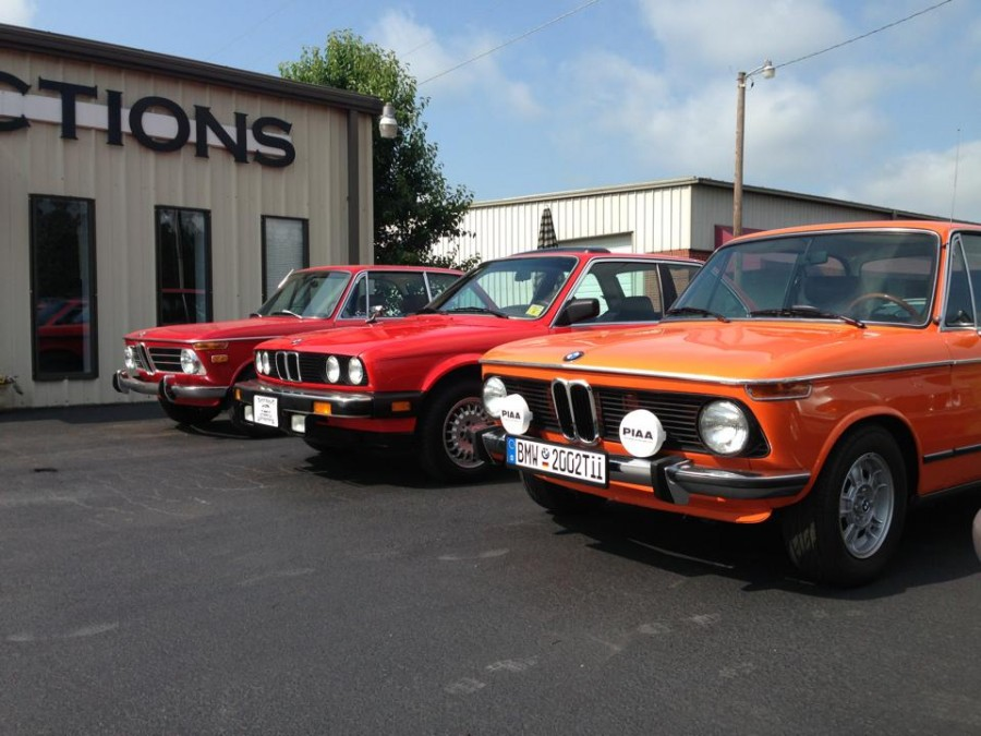 Bmw Repair By Motorsport Connections In Winston Salem Nc