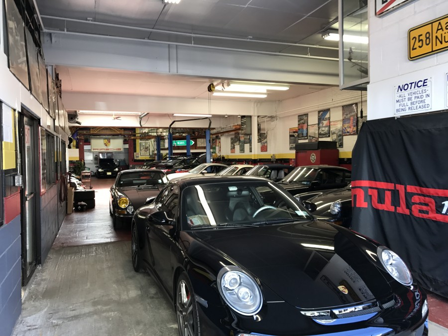Porsche repair by formula motorsports in long island city for Motor vehicle long island