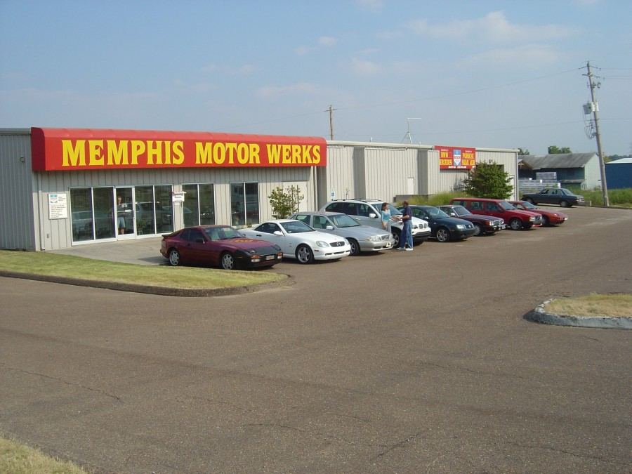 Bmw repair by memphis motor werks in cordova tn bimmershops for Clayton motor co west knoxville tn