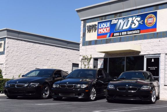 Bmw Repair Shops In Ontario Ca Independent Bmw Service In Ontario