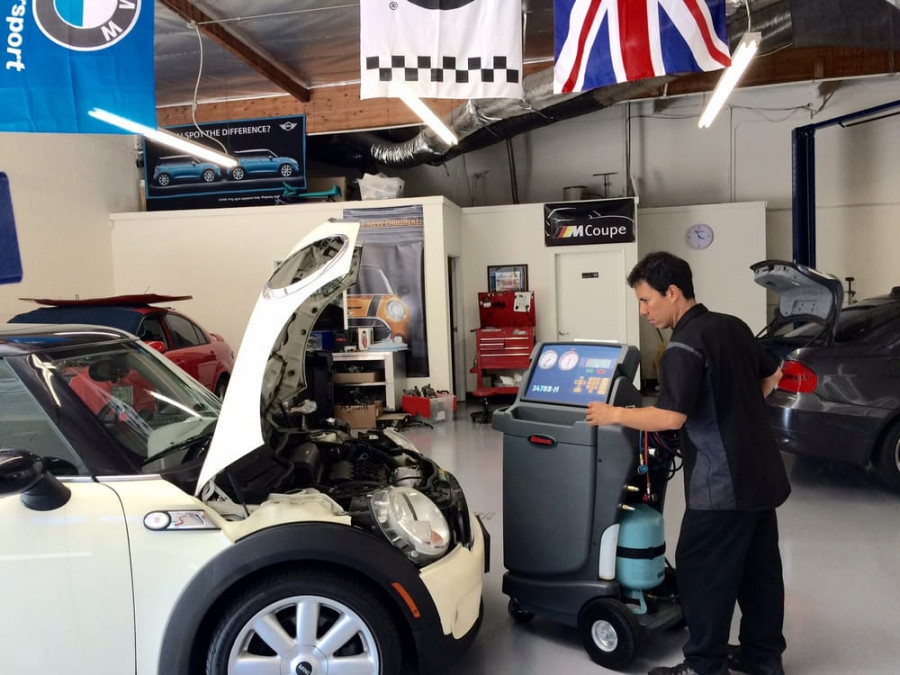 Bmw Repair Shops In Claremont Ca Independent Bmw Service In