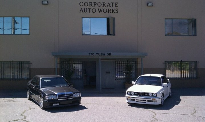 Bmw Mountain View Service >> Bmw Repair By Corporate Auto Works In Mountain View Ca Bimmershops