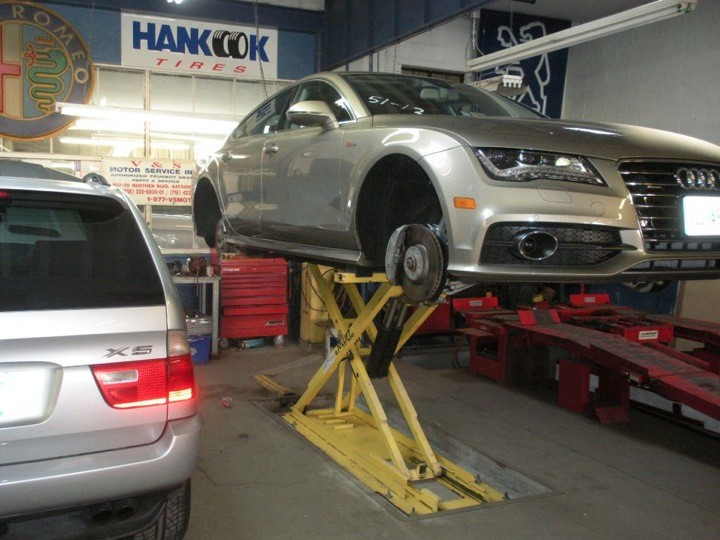 Audi repair louisville ky