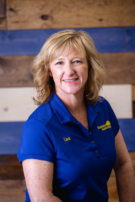 Lisa is our General Manager here at Shadetree Automotive