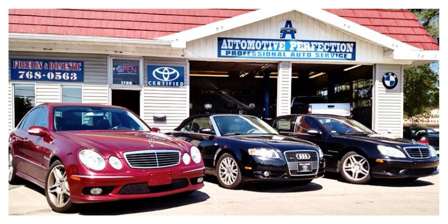 Bmw Repair By Automotive Perfection In Jackson Mi