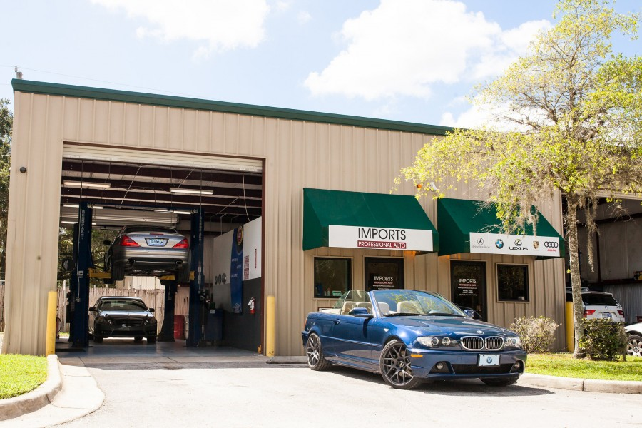 Leesburg Auto Import >> Jaguar Repair by Imports Professional Auto in Minneola, FL | JagShops