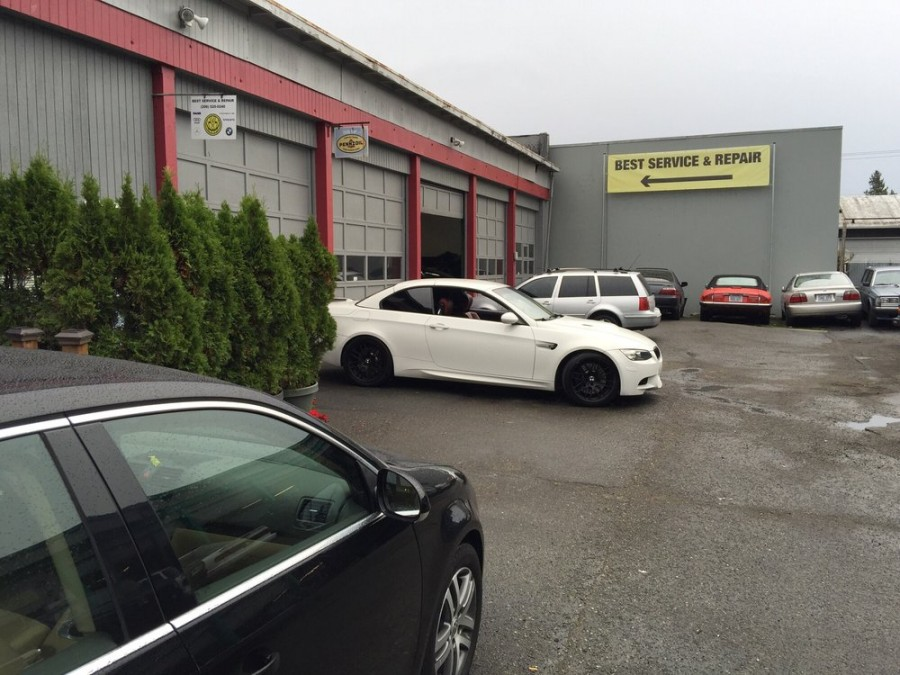 Mercedes benz repair by best service and repair in seattle for Mercedes benz dealership seattle