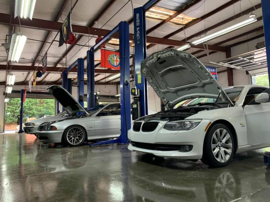 Bmw Repair By Eurofed Automotive Johns Creek In Duluth