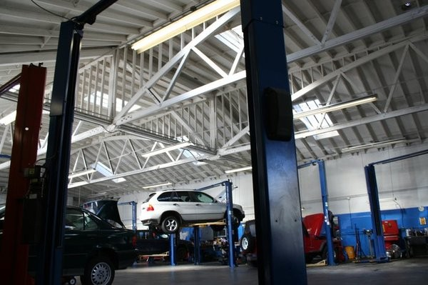 Our 34,000 square feet State of the Art Service Bay