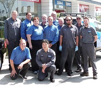 Our Service Team is ready to exceed your expectations!